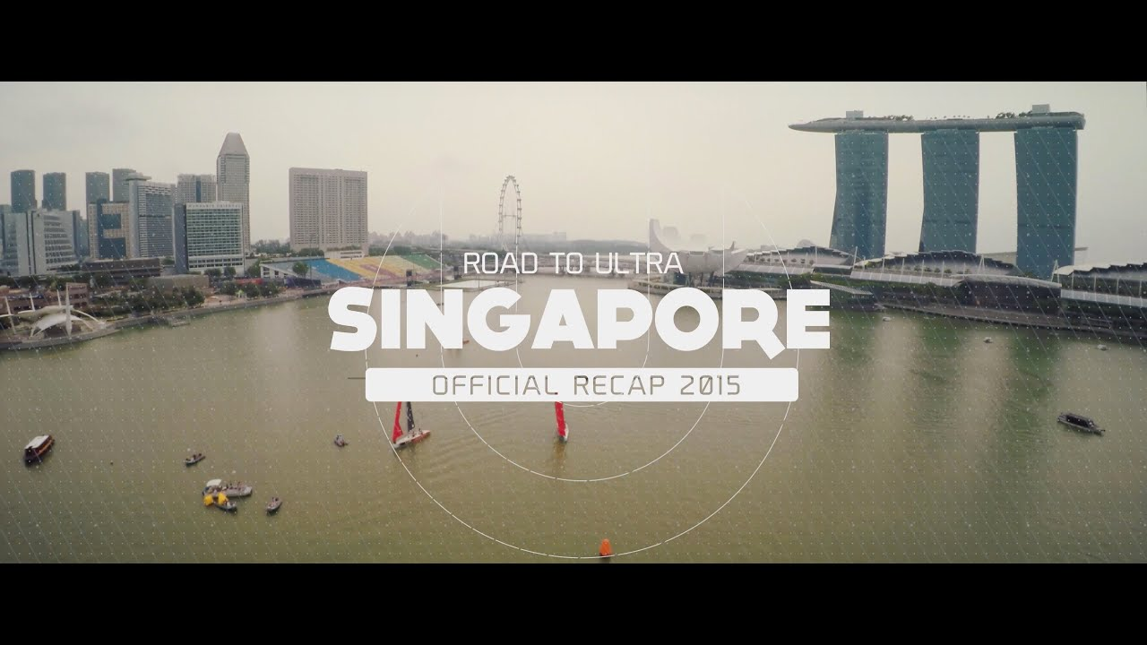 Road To ULTRA SINGAPORE 2015 (Official 4K Recap)