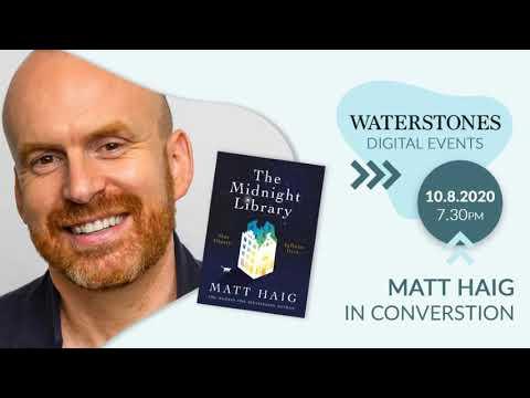 Download The Midnight Library: Matt Haig in conversation with Joanne Harris