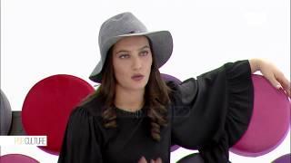 Delinda Zhupa e ftuar në Pop Culture Video