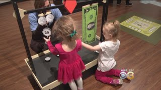 Please Touch Museum New Exhibit Aims At Teaching Kids Financial Lessons