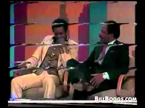 Lloyd Price & Wilson Picket Interview with Bill Boggs