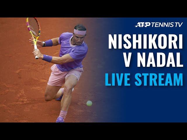 Kei Nishikori v Rafael Nadal live stream | 2021 Barcelona Open