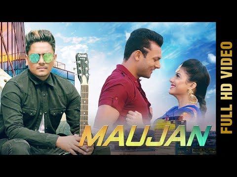 MAUJAN Full   KAMAL KHAN  New Punjabi Sgs 2017  Yaaran De Yaar