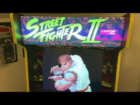 Capcom Legacy Cabinet by Arcade1Up Long Review from Aaron Quinton