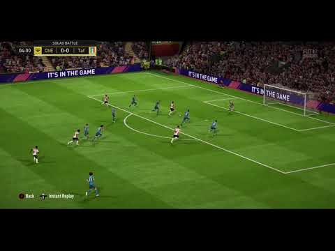 FIFA 18 - Sanches Assist