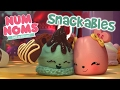 Num Noms | Be My Valentine, Candy Hearts! | Snackables Cartoon Webisode | Episode 12