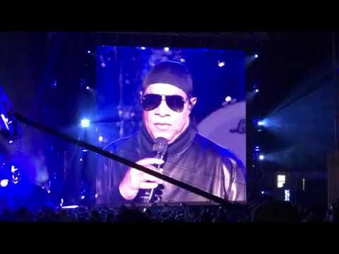 Stevie Wonder's amazing speech at the EJI Concert for Peace & Justice 4/27/18