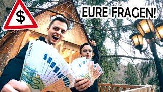Wie viel hat unser TRAUM - BAUMHAUS gekostet? | EURE FRAGEN zum Baumhaus!