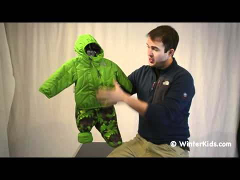 7400244a49 The North Face Infant Reversible Perrito Jacket   Pant.m4v - YouTube