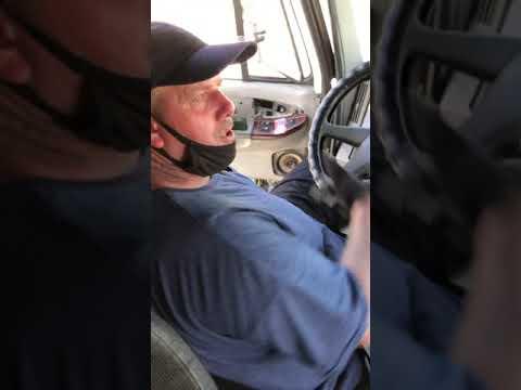 Pilot Trucking School Fontana Cola test and pre trip 2020