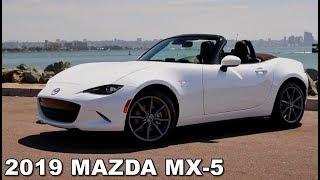 2019 Mazda MX-5 Miata (Roadster & Hardtop) Exterior, Interior, Drive