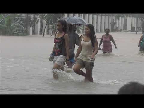 SOLOMON ISLAND FLOOD. ECOLOGY 212 2017