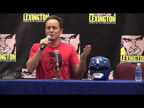 David Yost Q&A - Lexington Comic and Toy Convention