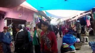 Pueblo de Santa Eulalia, Huehuetenango. Gt. Agosto 2016