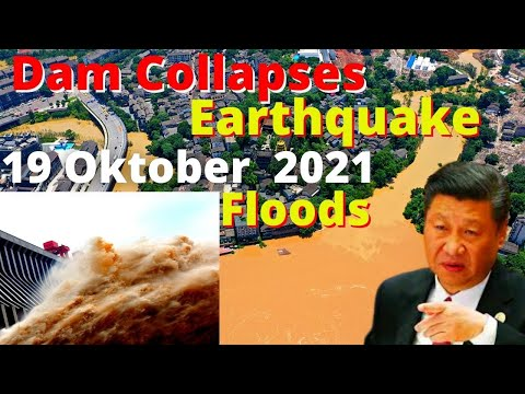 3 gorges dam collapse : No Warning Again in china; Severe Flooding Up To 4 Meters Deep, china flood