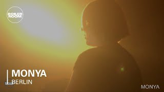 Electronic: Monya Boiler Room Berlin Live Set