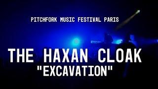 "The Haxan Cloak | ""Excavation""  Pitchfork Music Festival Paris 2014 | PitchforkTV"