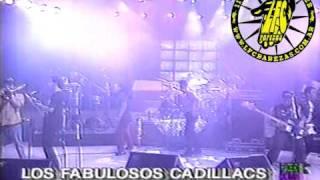 LOS FABULOSOS CADILLACS & GAMEXANE - Mi novia 1992 (Hacelo x mi, Canal 9)