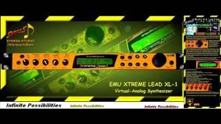 e-mu xtreme lead-1 va-synth