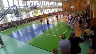 BK Klokani Ivanka pri Dunaji - BK ŠKP 08 Banská Bystrica