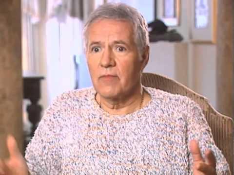 """Alex Trebek discusses """"Celebrity Jeopardy"""" - EMMYTVLEGENDS ..."""