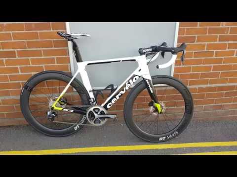 377c1e2ca76 Cervelo S3 Disc Custom Dura-Ace Build. Joe's Cycling Reviews