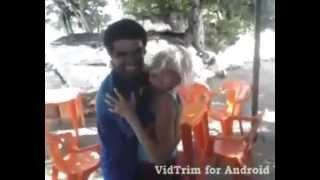 Bêbado dançando, muito engraçado,em São José do PI
