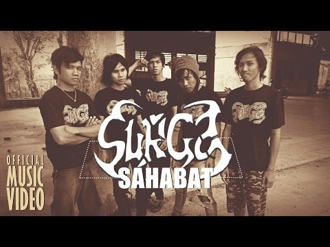 SURGA - SAHABAT [Official Music Video]
