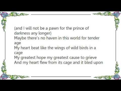 Indigo Girls - Prince Of Darkness Lyrics