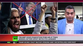 Trump asks Pakistan for help two weeks after spat with its leaders