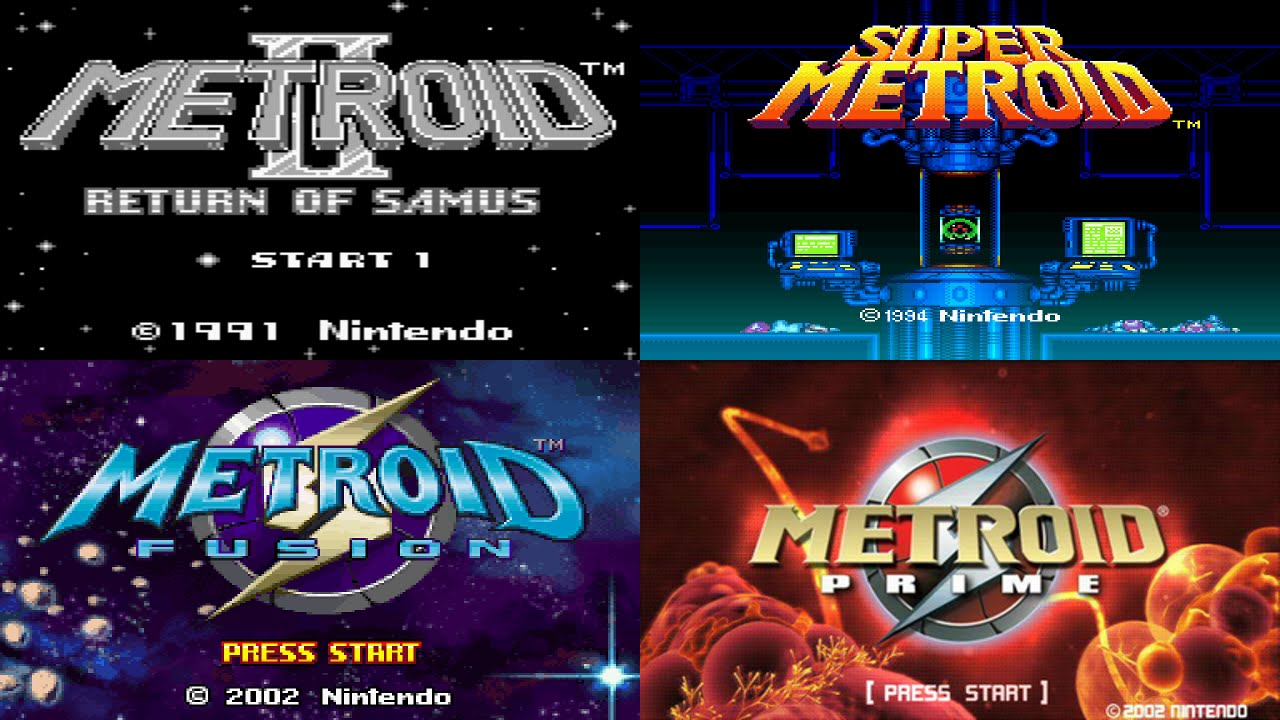 metroid all ending themes happy 30th anniversary youtube