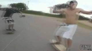Street Skaten - Streetstyle Fail