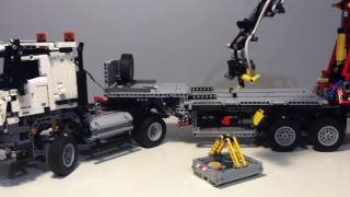 lego 42043 b model instructions