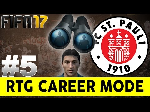 FIFA 17 | RTG Career Mode | #5 | SCOUT FUTURE STAR!!!
