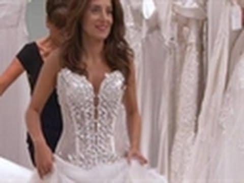 Cupcake Wedding Dress | DC Cupcakes - YouTube