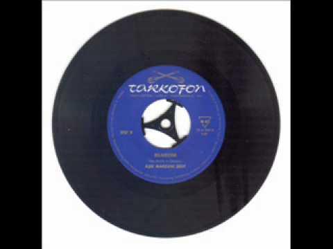 Asik Mahzuni Serif   - BILMEDIM - Türkofon 45lik plak