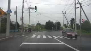 北海道道224号芦別赤平線(旧国道38号):国道38号赤平バイパス交点[赤平市]
