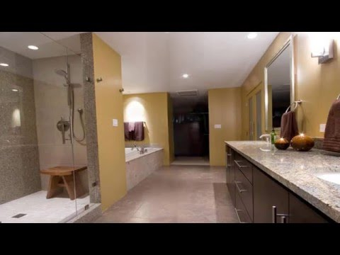 Small Bathroom Sink >> Beige and Cream Bathroom Design Ideas - YouTube