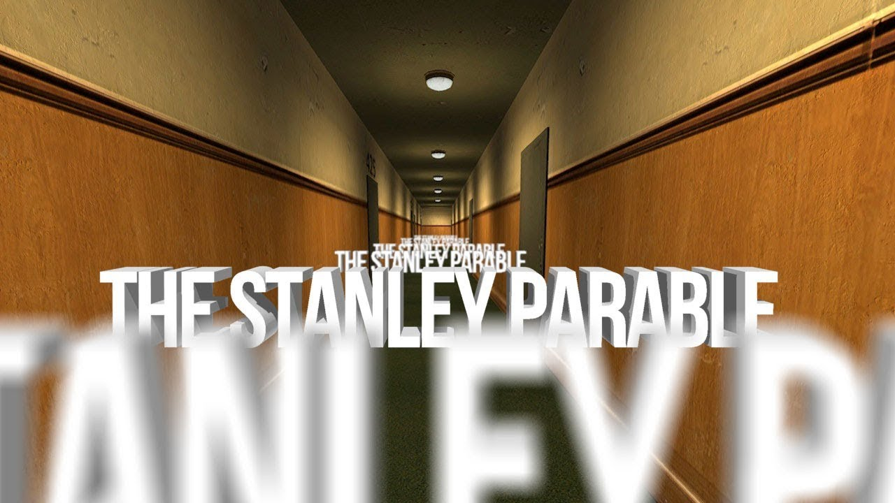 an analysis of free will in the stanley parable video game