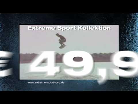 TV Werbung - Extreme Sport DVD