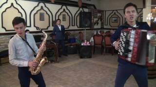 Баян мен саксофон www.shankafoto.ru
