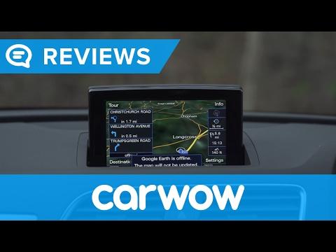 Audi Q3 SUV 2017 MMI infotainment and interior review   Mat Watson Reviews