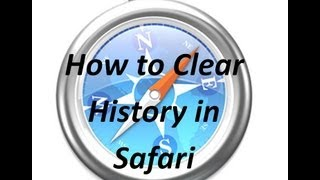 How to Clear History in Safari - Private Browsing