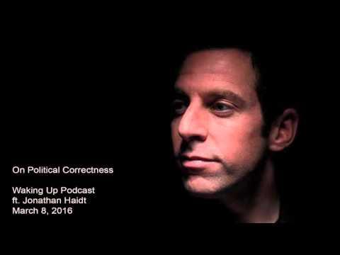 Sam Harris - On Political Correctness