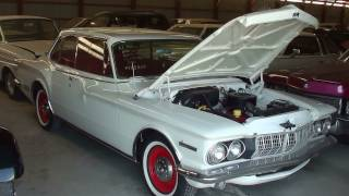 1962 Dodge Lancer GT - Slant Six - Push Button Auto - New Interior at Country Classic Cars