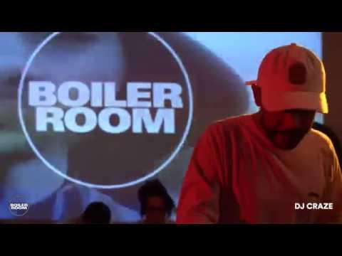 DJ Craze Boiler Room London DJ Set