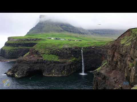 The Faroe Islands by Drone 4K
