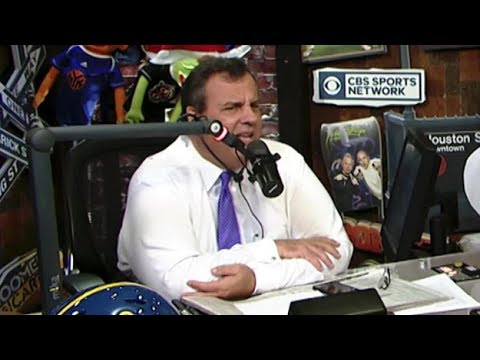 Chris Christie Called 'Fat Àss' On Live Radio