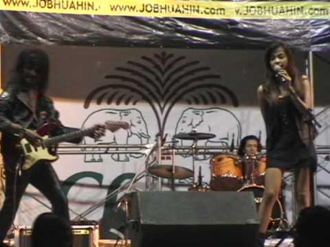 Lam Morrison ( Hua Hin Rock Festival ) 2009