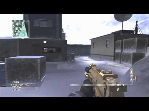 Guns of MW3 (Wii) Ep. 6 - MP7!!!
